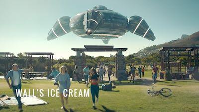 Alien movie directed by Andy Lambert