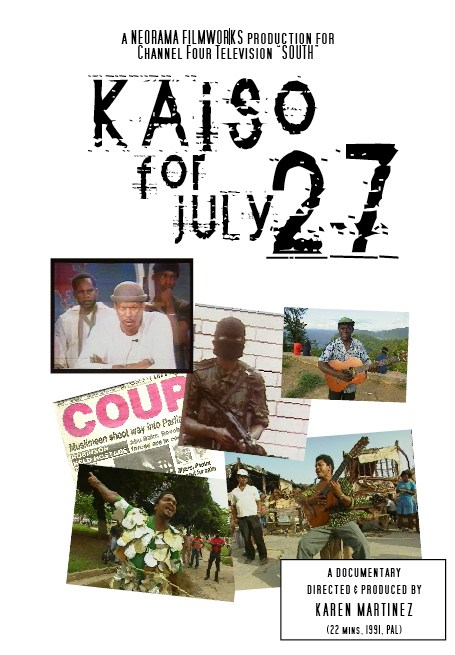 KAISO FOR JULY 27